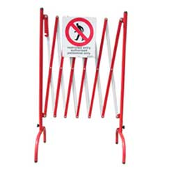 Expandable Freestanding barrier